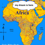 Alas, I Haven't Been To Africa!