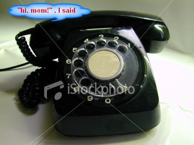 Call my mom