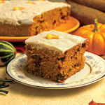 Great Pumpkin Cake Recipes 2008-2009