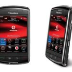 New BlackBerry Storm