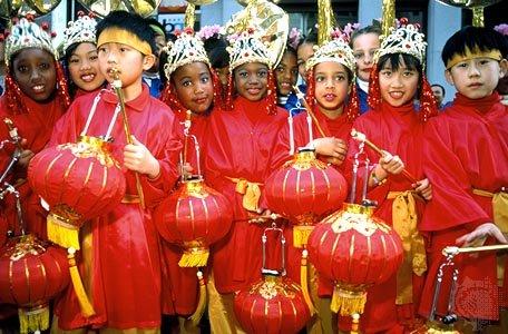 2009 Chinese New Year Parade San Francisco