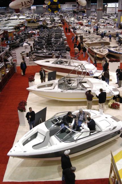 Atlantic City Boat Show 2009