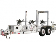 Cable Reel Trailer