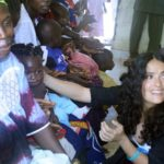 Salma Hayek Breastfeeding An African Baby Boy Photo and Video