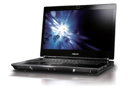 Best Gaming Notebook: ASUS W90