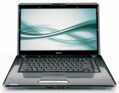 Toshiba Satellite A355