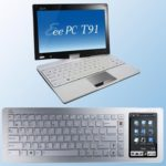 ASUS Eee PC T91 Touchscreen Netbook Review: Features, Specs and Price