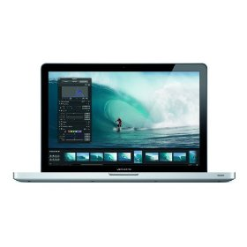 Apple MacBook Pro MC118LL/A 15.4-Inch Laptop