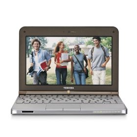 Toshiba Mini NB205-N310/BN 10.1-Inch Sable Brown Netbook