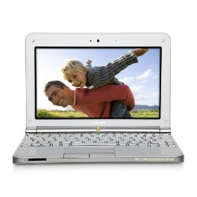 Toshiba Mini NB205-N311/W 10.1-Inch Frost White Netbook
