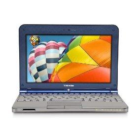 Toshiba Mini NB205-N312/BL 10.1-Inch Royal Blue Netbook
