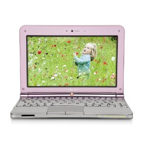Toshiba Mini NB205-N313/P 10.1-Inch Netbook