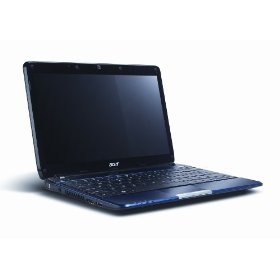 Acer Aspire AS1410-8414 11.6-Inch Sapphire Blue Laptop