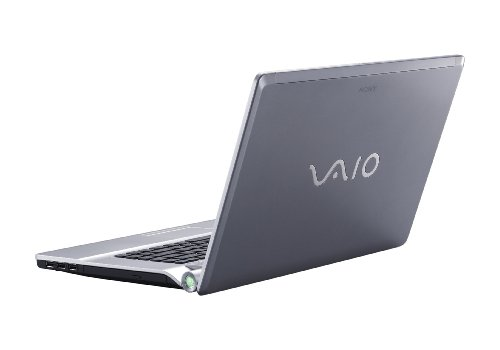 Sony VAIO VGN-FW465J/H 16.4-Inch Notebook (Gray)