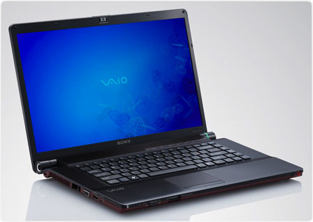 Sony VAIO VGN-FW465J/T 16.4-Inch Laptop