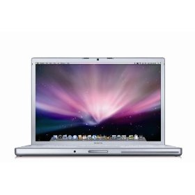 Apple MacBook Pro MB134LL/A 15.4-inch Notebook