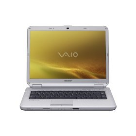 Sony VAIO VGN-NS330J/S 15.4-Inch Laptop
