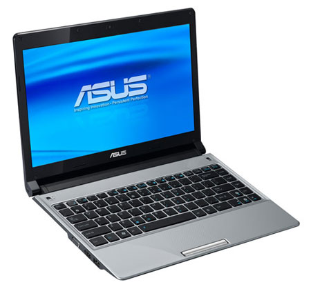 ASUS UL30A-A2 Thin and Light 13-3-Inch Silver Laptop