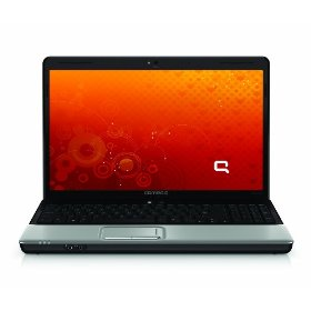 Compaq Presario CQ61-310US 15.6-Inch Black Laptop (with Windows 7 Home Premium OS)