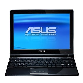 ASUS U20A-B2 12.1-Inch Black Laptop (Windows 7 Home Premium)