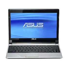 ASUS UL20A-A1 Thin and Light 12.1-Inch Silver Laptop (Windows 7 Home Premium)