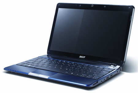 Acer Aspire Timeline AS1810TZ-4174 11.6-Inch Blue Laptop (Windows 7 Home Premium)