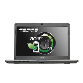 Acer Aspire Timeline AS4810TZ-4508 14-Inch Aluminum Laptop - Over 8 Hours of Battery Life (Windows 7 Home Premium)