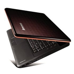 Lenovo Y-550 15.6-Inch Black Laptop (Windows 7 Home Premium) - Up to 4.5 Hours of Battery Life