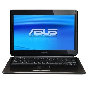 ASUS K40IJ-D2 14-Inch Black Versatile Entertainment Laptop (Windows 7 Home Premium)