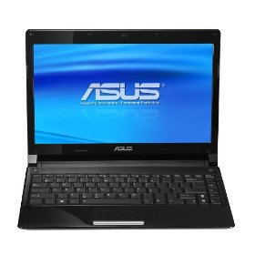 ASUS UL30Vt-X1 Thin and Light 13.3-Inch Black Laptop (Windows 7 Home Premium)