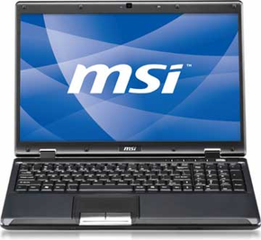 MSI A6000-030US 16-Inch Laptop