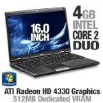 Latest MSI A6005-201US 16-Inch Laptop Review