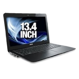 MSI X320-037US 13.4-Inch Laptop