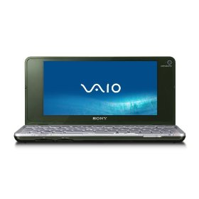 Sony VAIO Lifestyle VGN-P688E/G 8-Inch Laptop