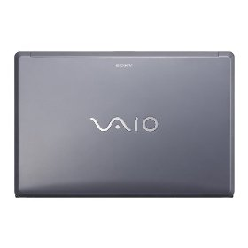 Sony VAIO VGN-AW420F/H 18.4-Inch Gray Laptop (Windows 7 Home Premium)