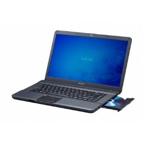 Sony VAIO NW Series VGN-NW275F/B 15.5-Inch Laptop