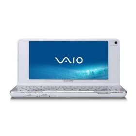 Sony VAIO Lifestyle VGN-P688E/W 8-Inch Laptop