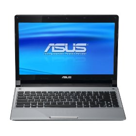 ASUS UL30Vt-A1 Thin and Light 13.3-Inch Silver Laptop - 12 Hours of Battery Life