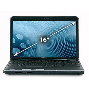 Toshiba Satellite A500-ST6622 16-Inch Laptop