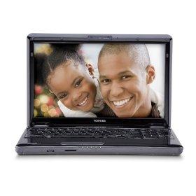 Toshiba Satellite L505D-S5994 TruBrite 15.6-Inch Black Laptop