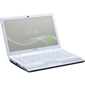 Sony VAIO VPCCW26FX/W 14-Inch Laptop