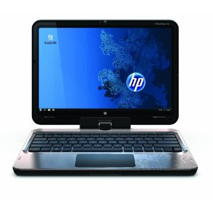HP TouchSmart TM2-1070US 12.1-Inch Riptide Argento Laptop