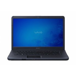 Sony VAIO VGN-NW310F/B 15.5-Inch Laptop