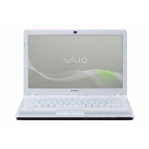 Sony VAIO VPC-CW21FX/W 14-Inch Laptop