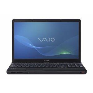 Sony VAIO VPC-EB11FX/BI 15.5-Inch Laptop