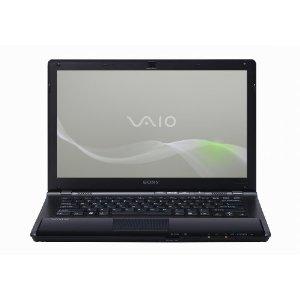 Sony VAIO VPC-W21FX/B 14-Inch Laptop