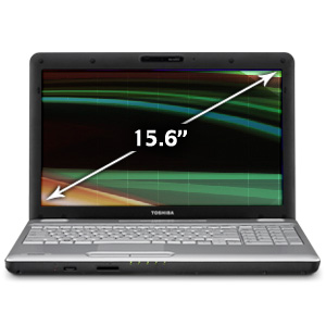 Toshiba Satellite L500-ST2544 15.6-Inch Laptop