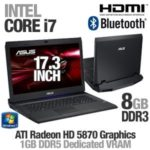 New ASUS G73JH-X3 17.3-Inch Laptop Review