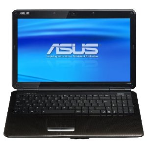 ASUS K50IJ-H1 15.6-Inch Versatile Entertainment Laptop