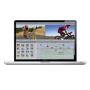 Apple MacBook Pro MC024LL/A 17-Inch Laptop